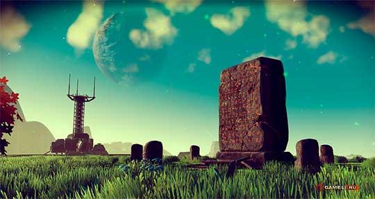 скриншоты к игре No Man's Sky