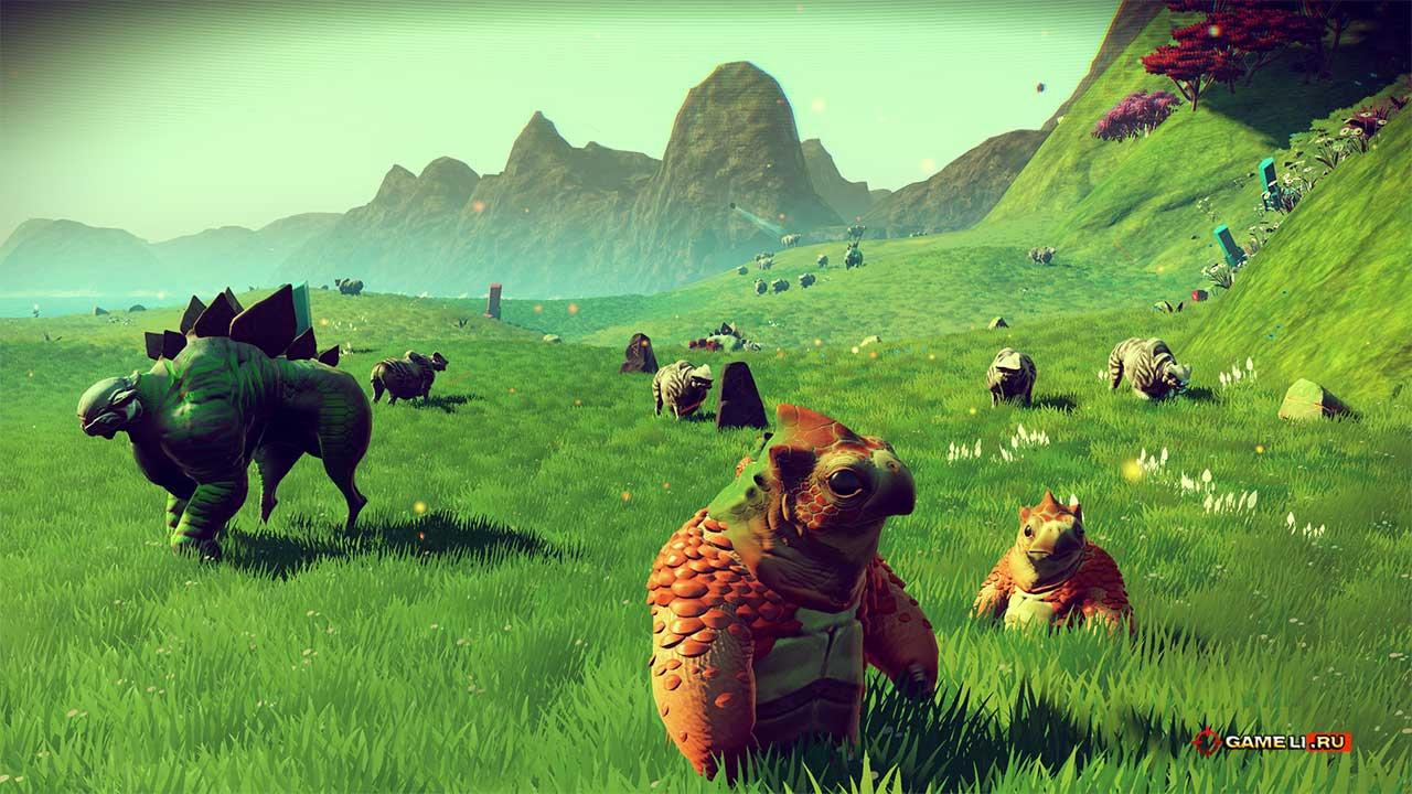 Скриншот к игре No Man's Sky