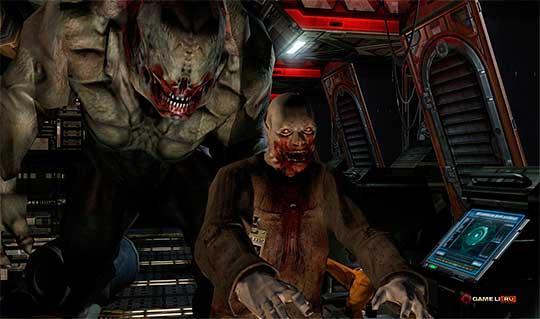 Doom 2016 скриншоты игры