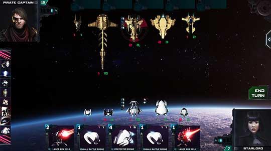 скриншоты Beyond the Stars