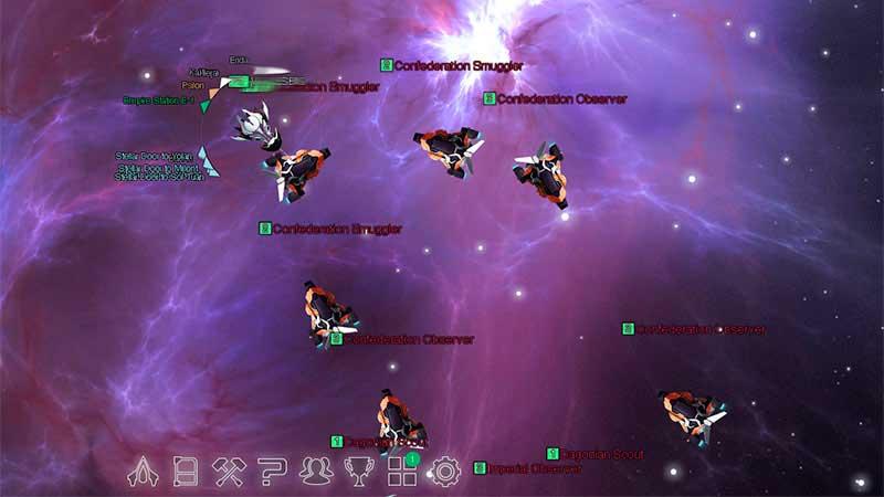 Скриншот к игре Beyond the Stars