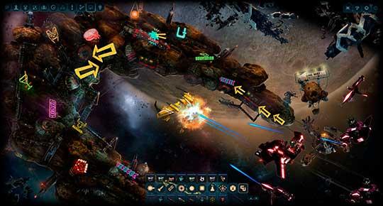 скриншоты к игре DarkOrbit