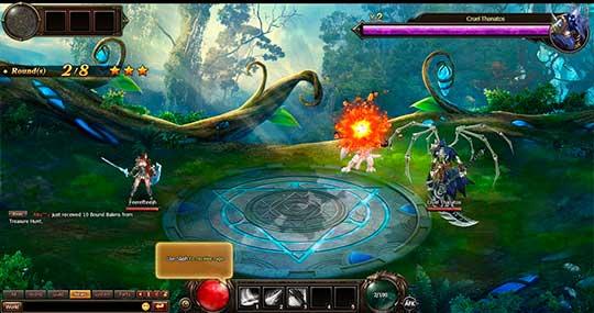скриншоты Dragon Blood