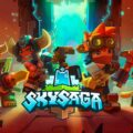 SkySaga – настоящий убийца Minecraft?