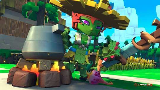 скриншоты к игре SkySaga