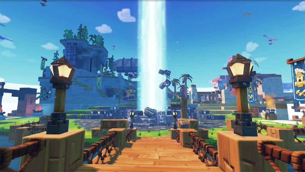 Скриншот к игре SkySaga