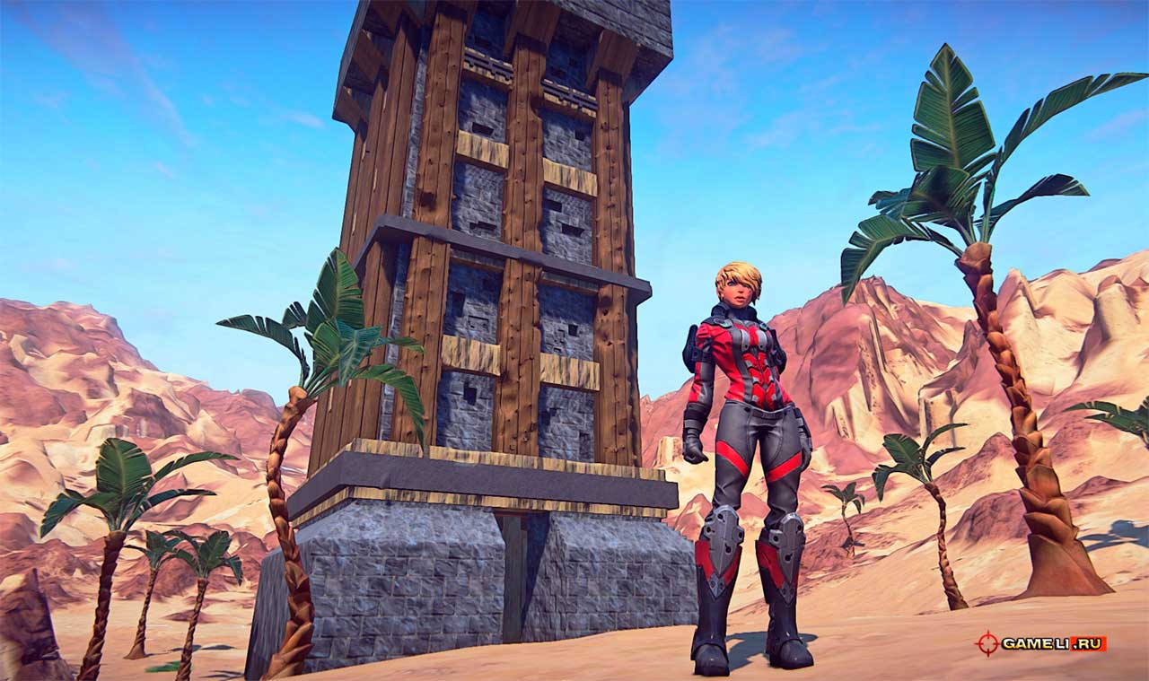 Скриншот к игре Everquest Next