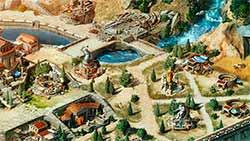 Спарта: Война Империй - город
