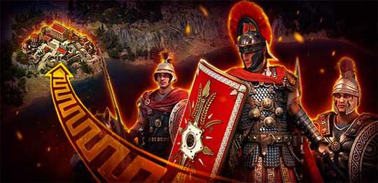 Атака в Спарта: Война Империй