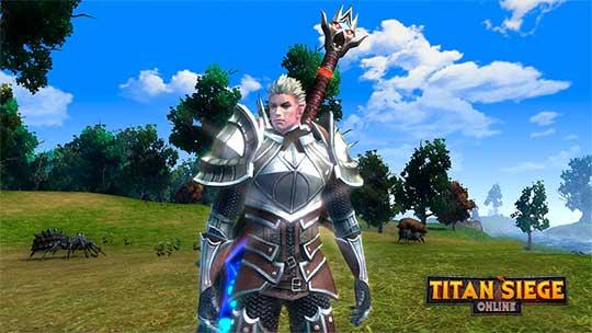 Titan Siege экипировка