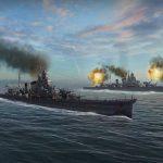 Скриншоты к игре World of WarShips