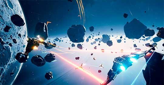 Everspace в жанре космической ММО