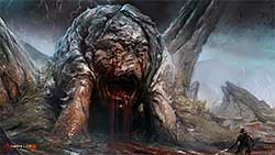 Hellblade - пещера ужаса