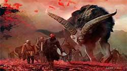 Hellblade - питомцы