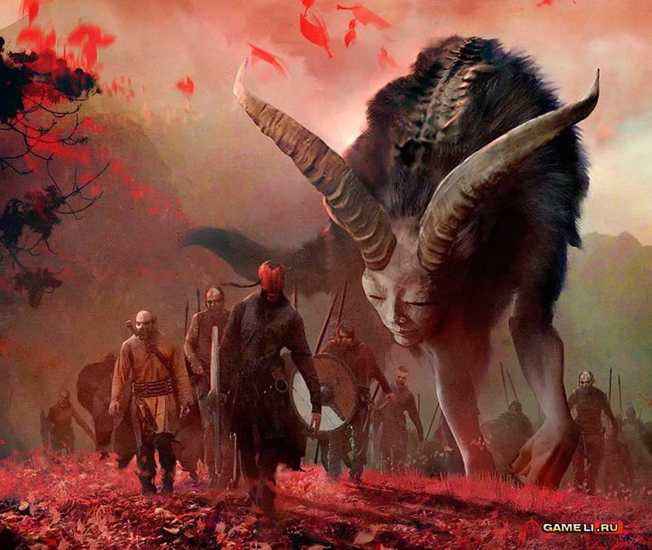 Скриншот к игре Hellblade