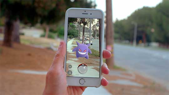 Pokémon Go: покемономания