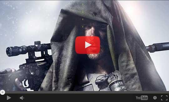 Демонстрация ближнего боя - Sniper: Ghost Warrior 3