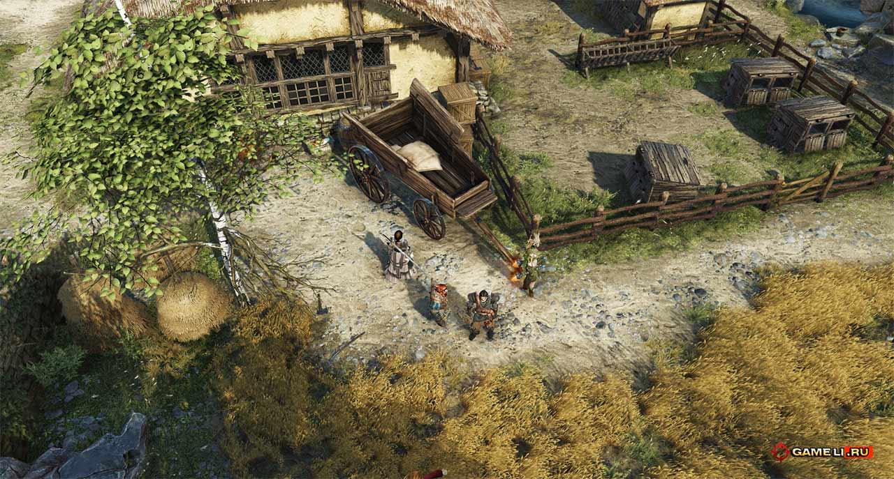 Скриншот к игре Divinity: Original Sin 2