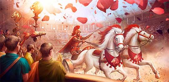 Спарта - турниры «Игр Олимпии»