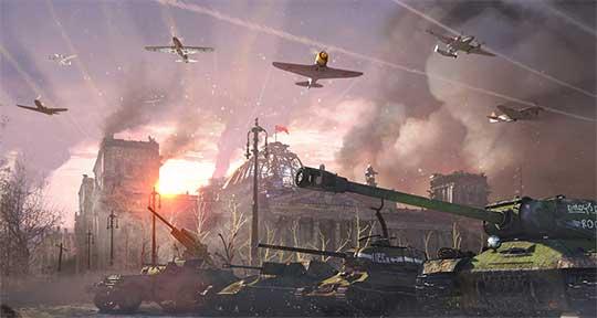 Обновление 1.61 в War Thunder