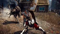 Black Desert Воин