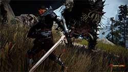 Black Desert Воин (Warrior)