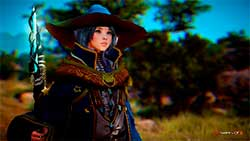 Волшебница (Witch)