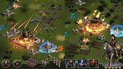 Clash of Kings - стратегия MMORTS