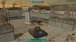 Танковая засада