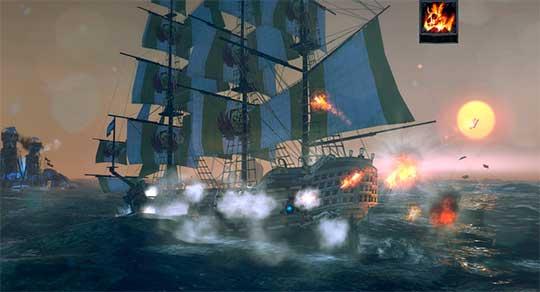 Пиратский симулятор Tempest