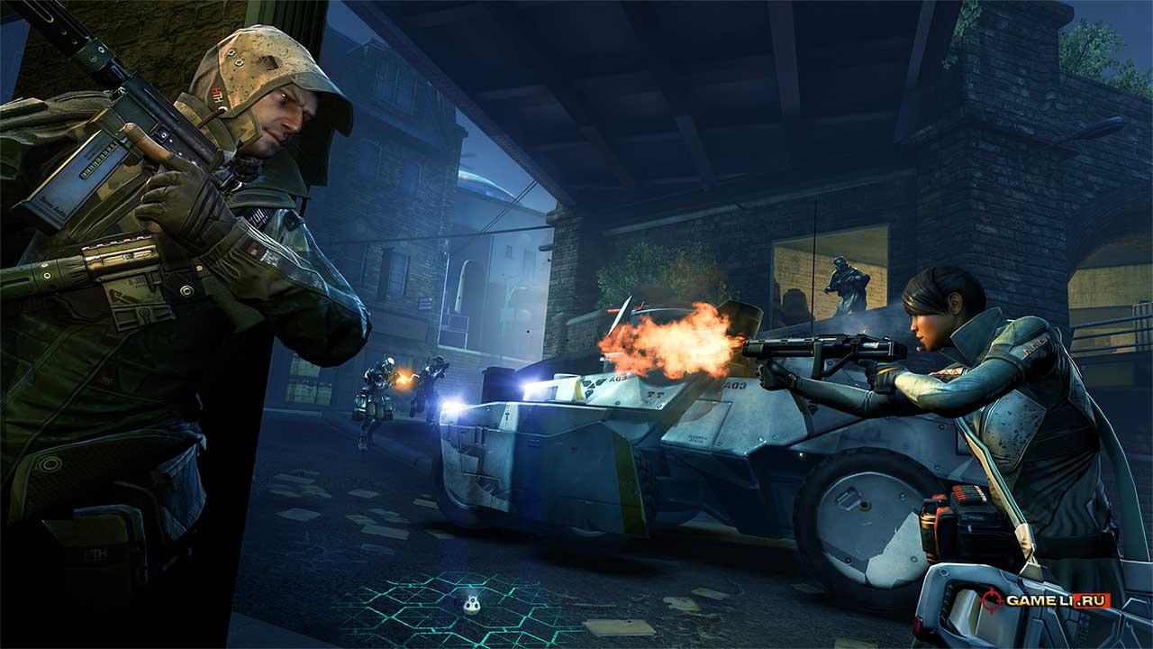 Скриншот к игре Dirty Bomb