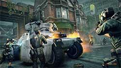 Dirty Bomb - уличные бои