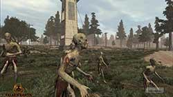 Fallen Earth - зомби мутанты