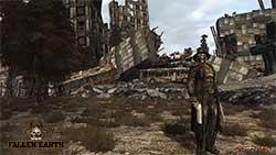 Fallen Earth - постапокалипсис