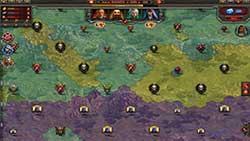 Войны Престолов - карта