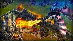 Войны Престолов - драконы