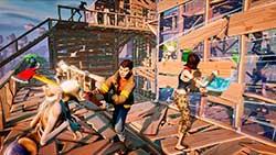 Мочилово в игре Fortnite