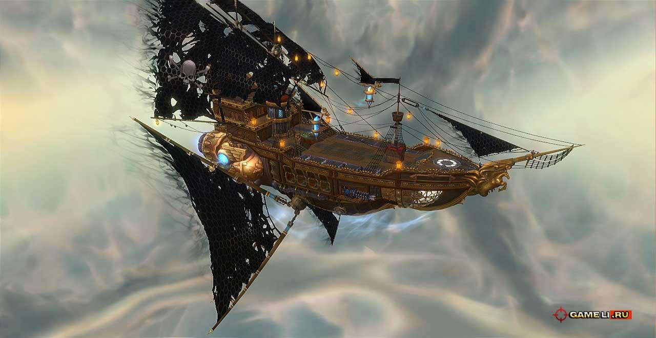 Скриншот к игре Пираты. Аллоды