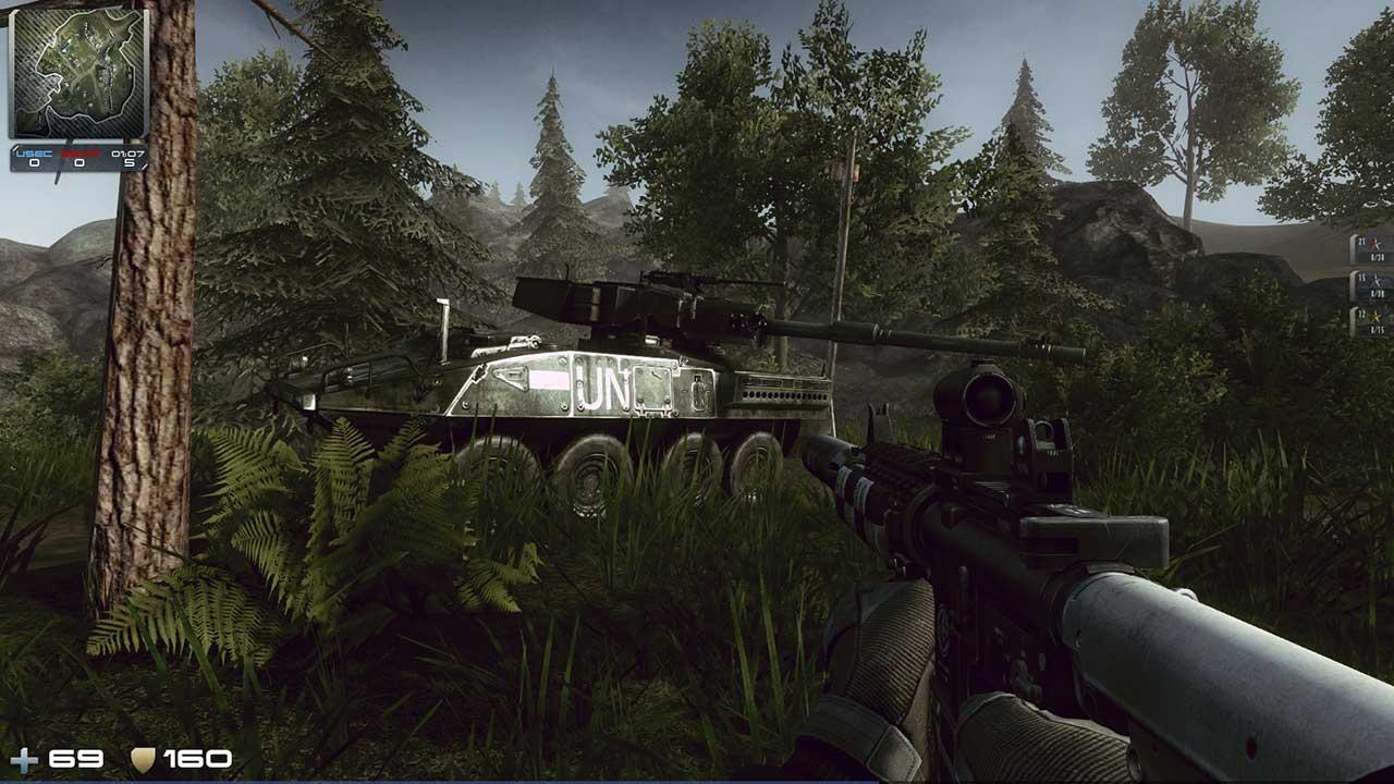 Скриншот к игре Contract Wars