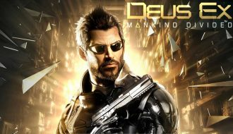 Deus Ex: Mankind Divided.