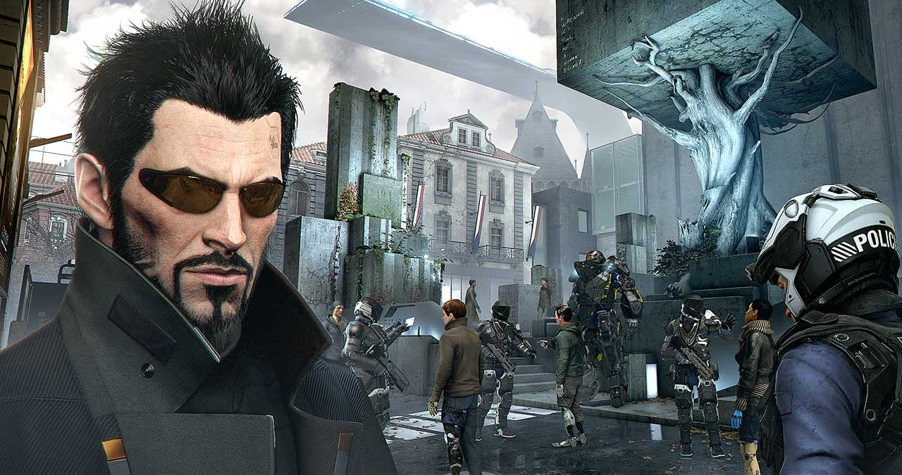 Скриншот к игре Deus Ex: Mankind