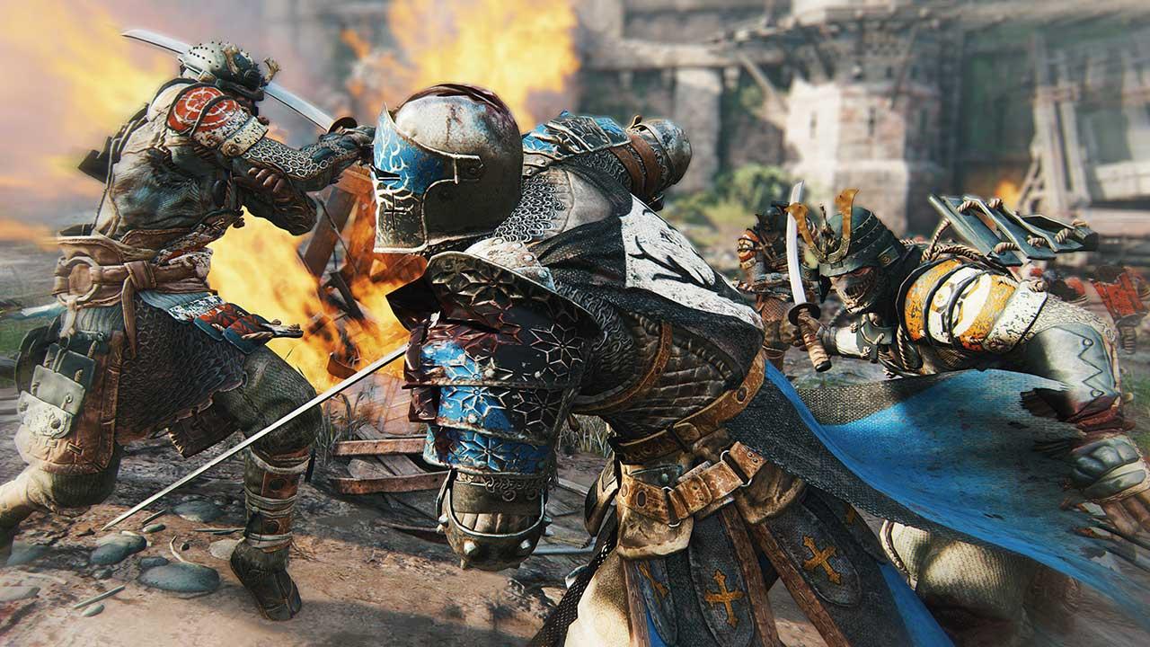 Скриншот к игре For Honor