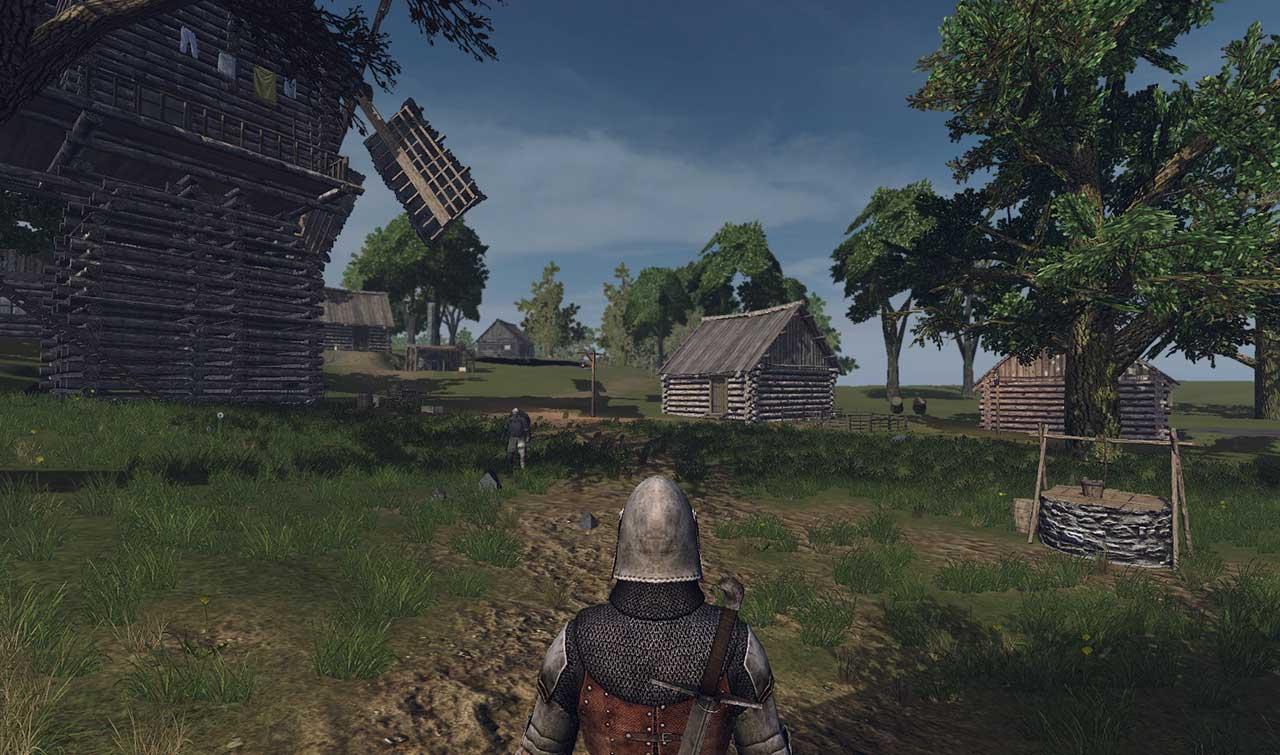 Скриншот к игре Life is Feudal