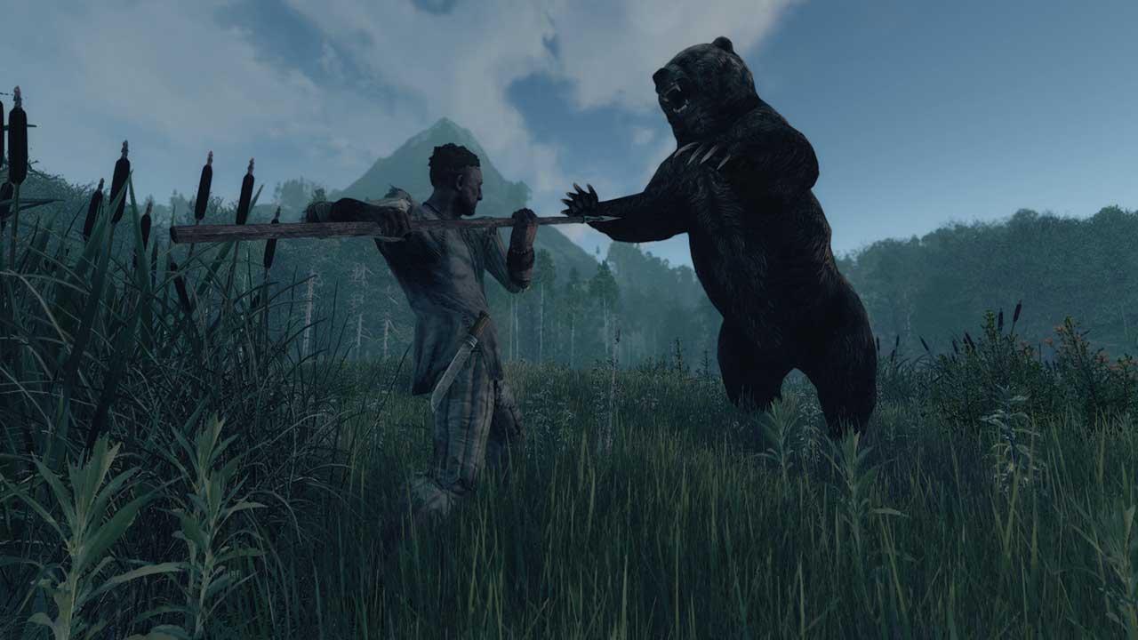 Скриншоты к игре Life is Feudal