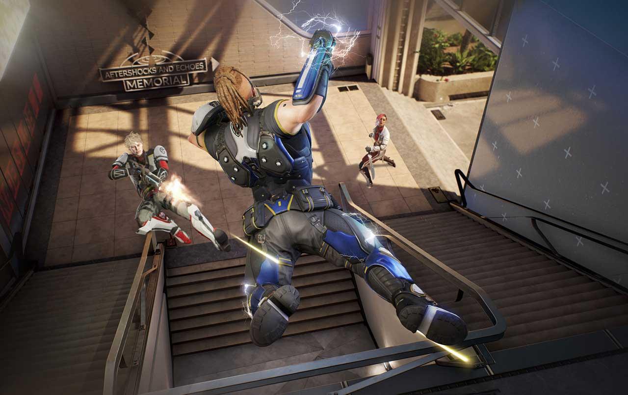 Скриншот к игре LawBreakers