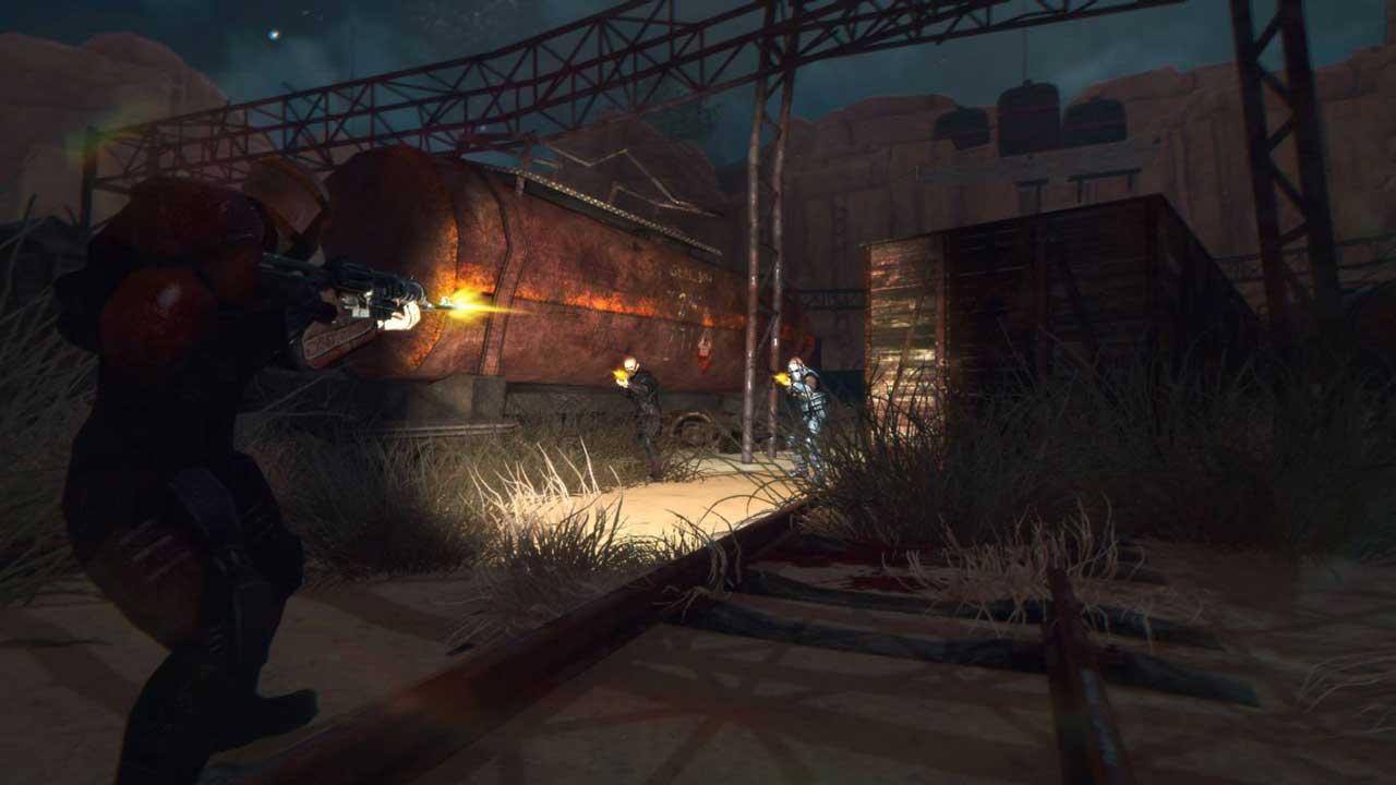 Скриншот к игре The Skies