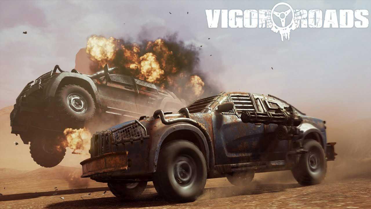 Скриншот к игре VIGOR ROADS