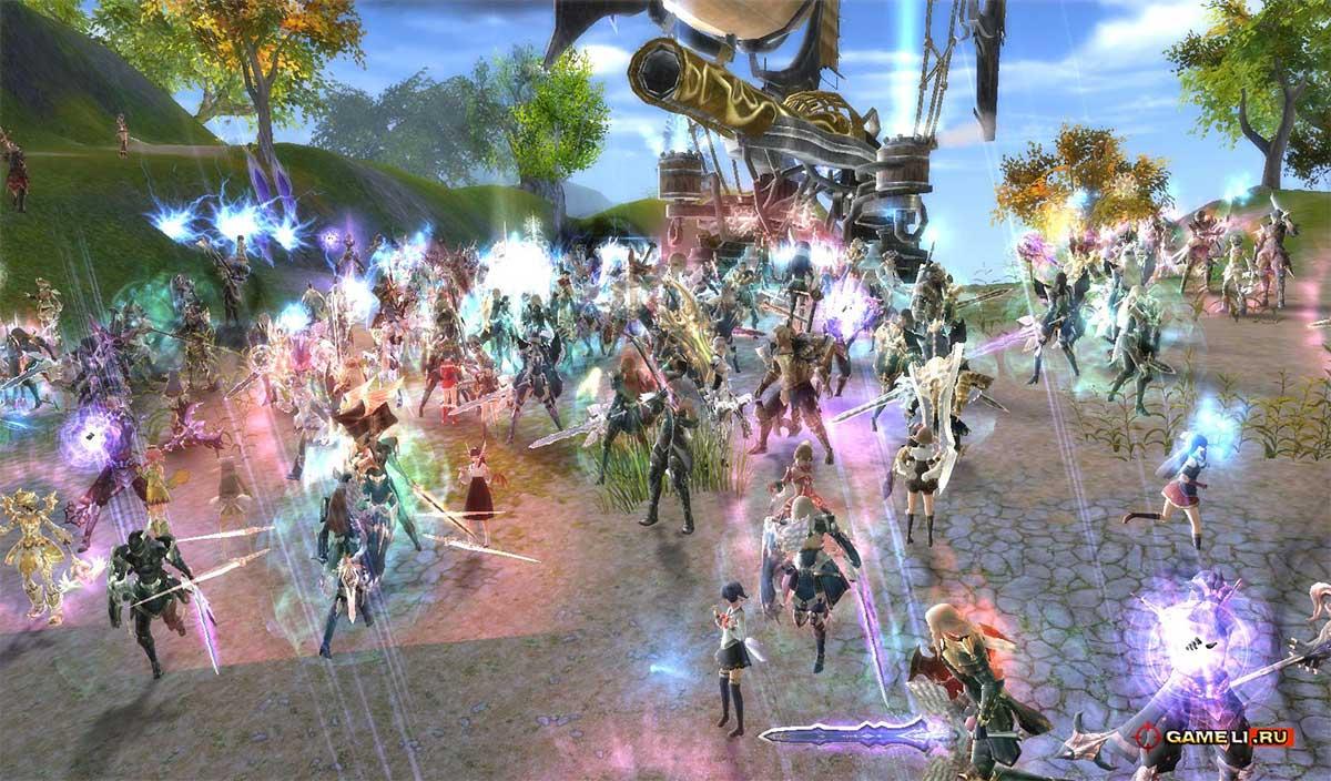 Скриншоты к игре Aika Onlinе (Aika 2)