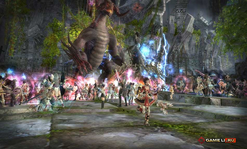 Скриншот к игре Aika Onlinе (Aika 2)