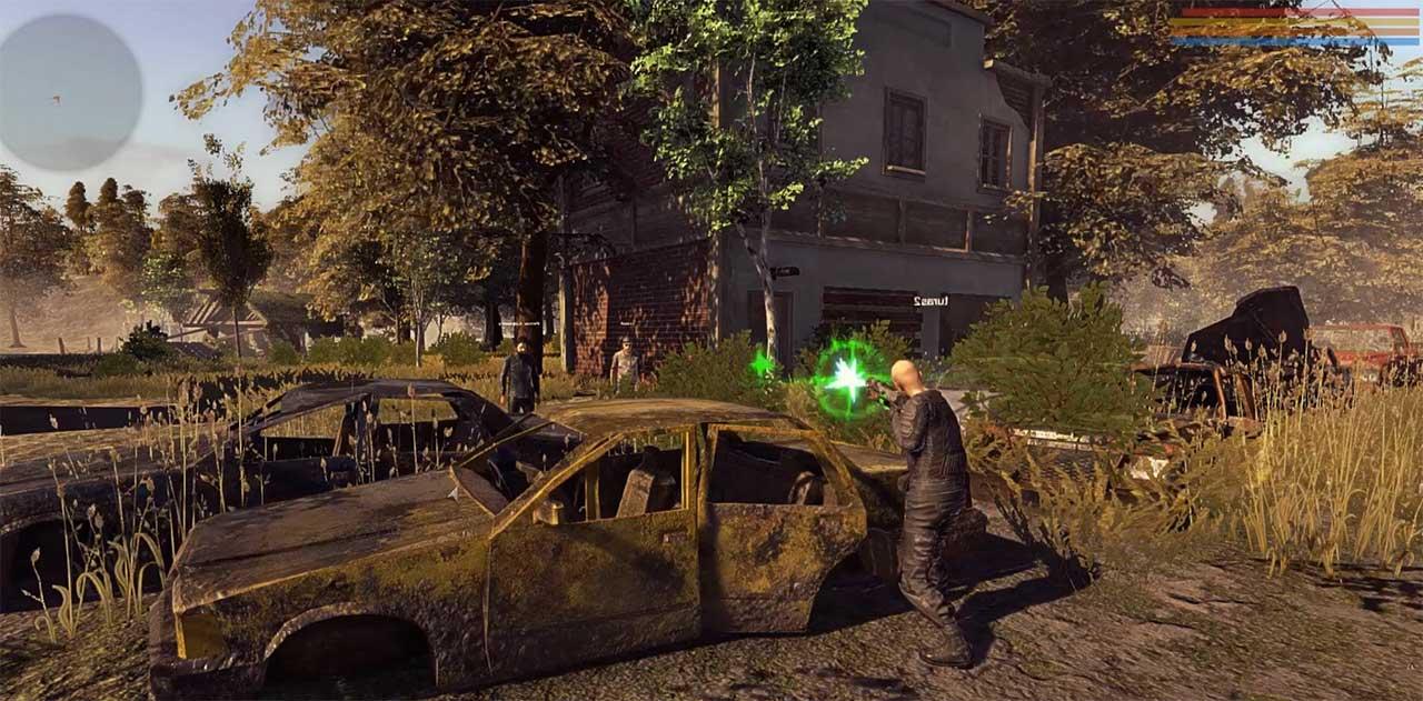 записи пользователя игры постапокалипсис с выживанием следования отображен